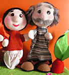 Dolls В«Eliezer and his carrotВ»